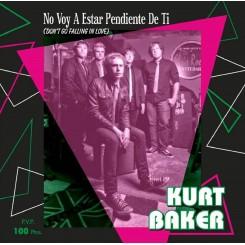 BAKER, KURT - No Voy A...