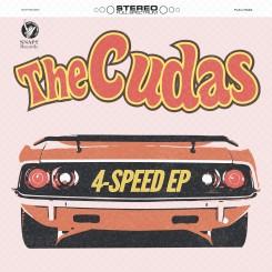 CUDAS, THE - 4-Speed Ep