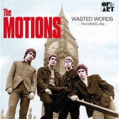 MOTIONS, THE - Wasted Words. The Havoc 45's