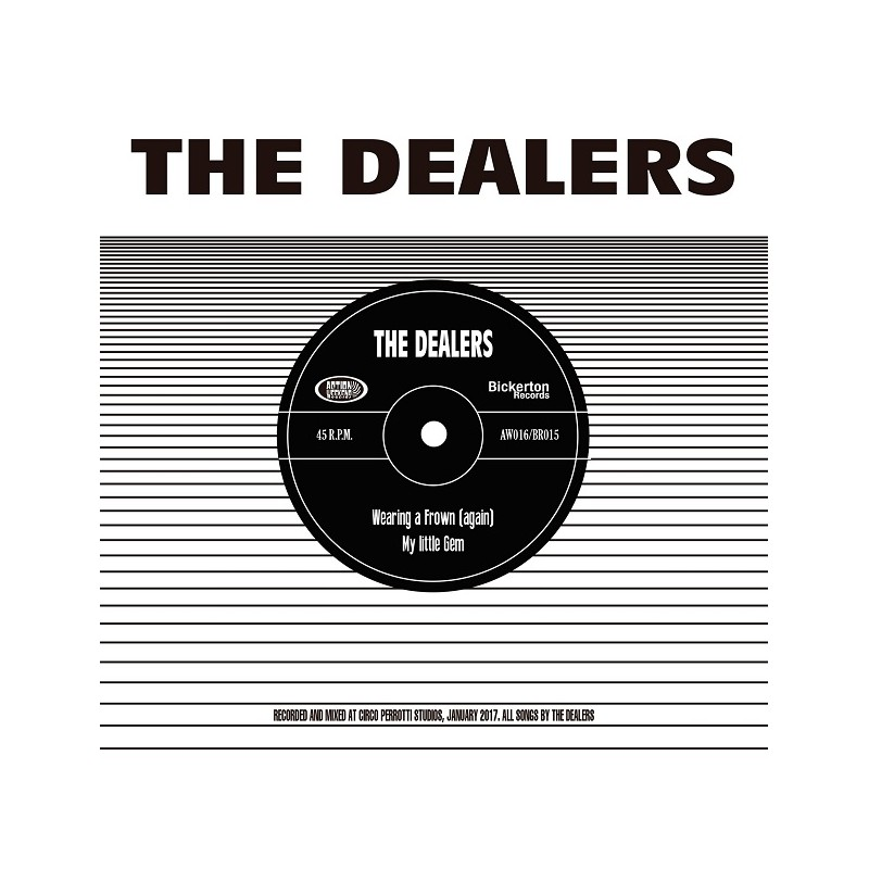 DEALERS, THE  Turnin' Upside Down Ep