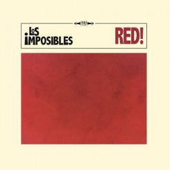 IMPOSIBLES, LOS - Red! (vinilo rojo)