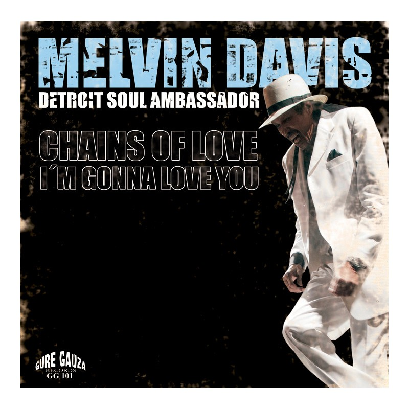 MELVIN DAVIS - Chains Of Love / I'm Gonna Love You Baby