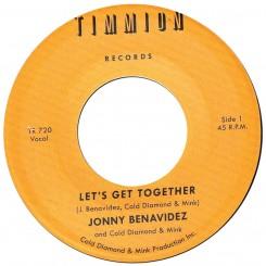 BENAVIDEZ, JONNY - Let's Get Together / Let's Get... (instro)
