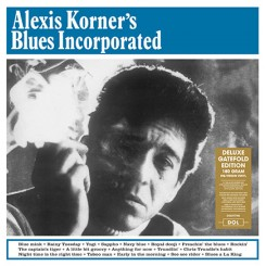 KORNER'S, ALEXIS -BLUES INCORPORATED - S/T