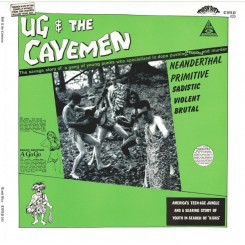 UG & THE CAVEMEN - S/T